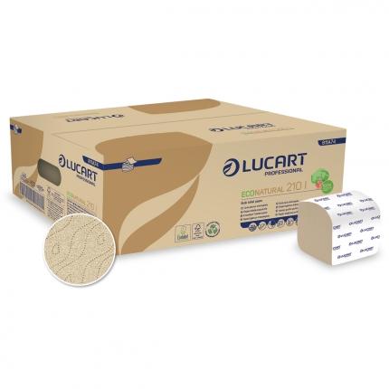 Hartie Igienica bulk Lucart Econatural 210