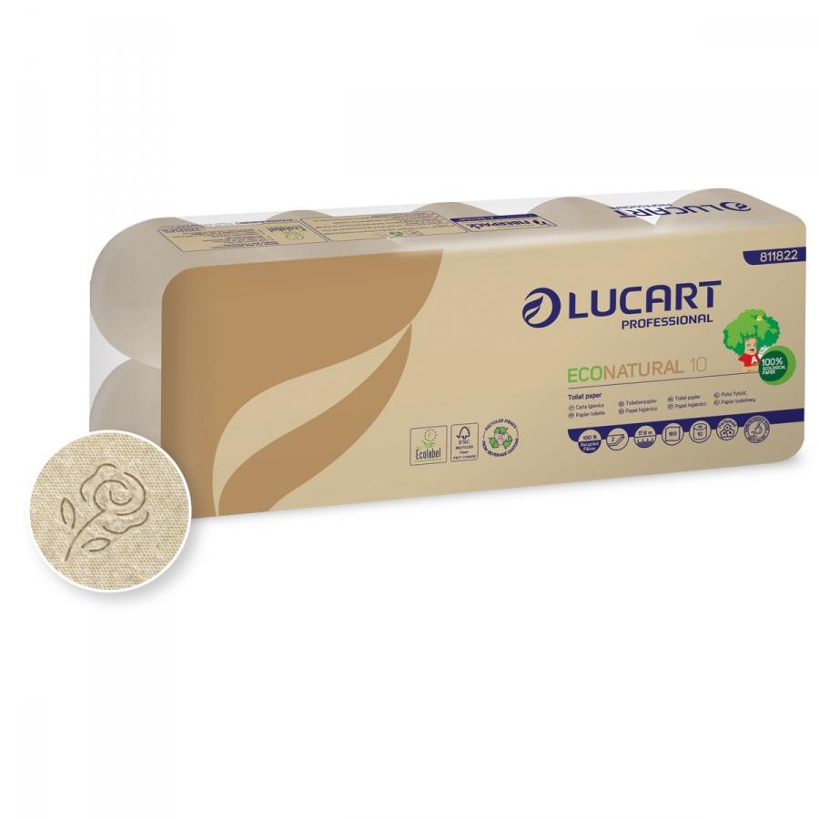 Hartie Igienica Lucart Econatural 10