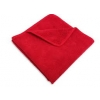 Kiehl Microfibre Cleaning Red